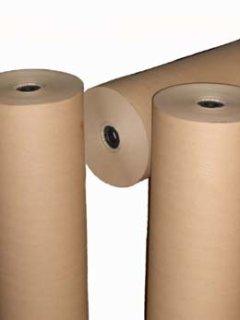 Packpapier Natron 100 cm, braun