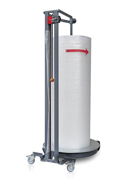 Senkrechtschneidgerät bis 125 cm, fahrbar