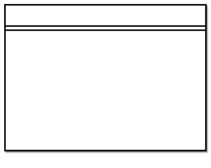 Dokumententaschen C5, unbedruckt, 1.000 Stück