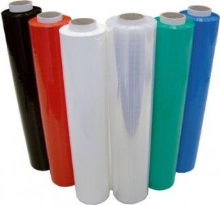Farbige Handstretchrollen