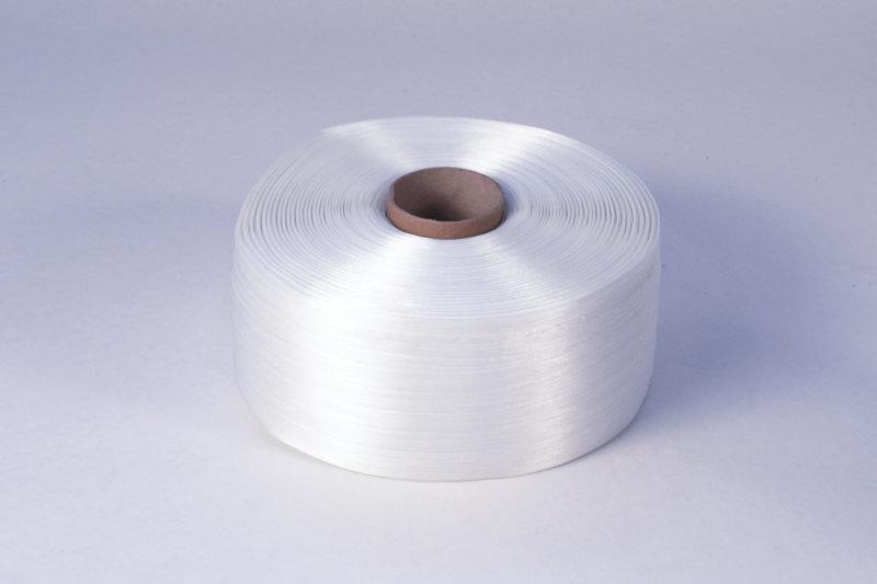 19 mm Polyester Kraftband Textil Umreifungsband, extra stark