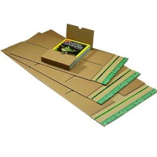 Universal Versandverpackung, 350 x 320 x -80 mm, Ordner