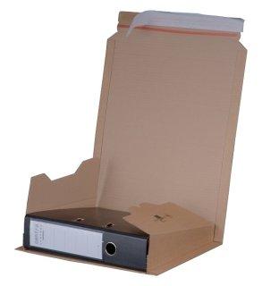 Ordner Versandverpackung 320 x 290 x 35-80 mm