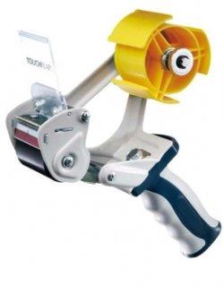 Klebeband Abroller Premium mit aktivem Messerschutz, 50 mm